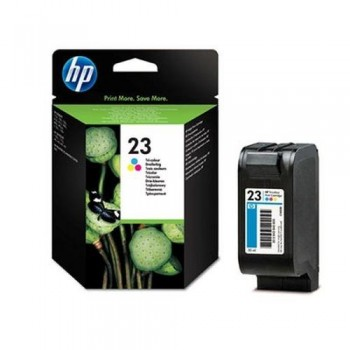 HP CARTUCHO TINTA C1823D N?23 TRICOLOR