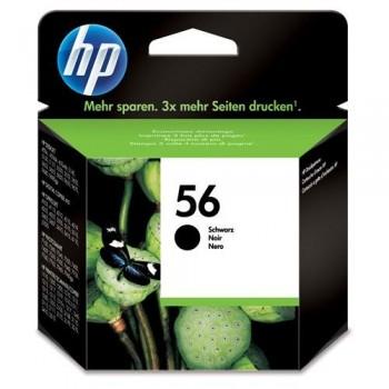 HP CARTUCHO TINTA C6656AE N?56 NEGRO