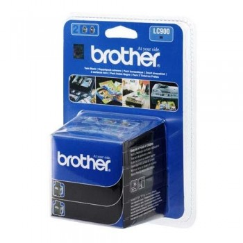 BROTHER CARTUCHO TINTA NEGRO LC900HY