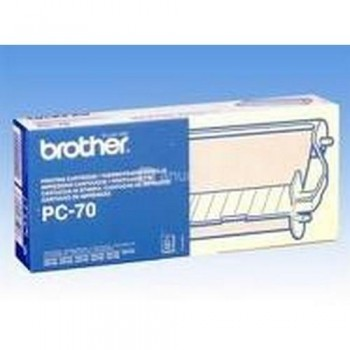 BROTHER CARTUCHO TINTA FAX PC-70