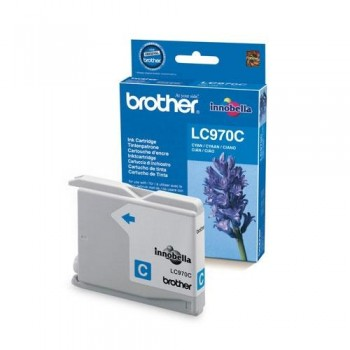 BROTHER CARTUCHO TINTA LC970Y AMARILLO