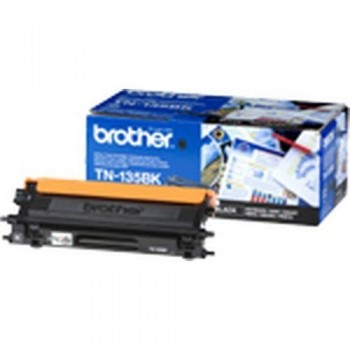BROTHER CARTUCHO TÓNER LÁSER TN135BK NEGRO