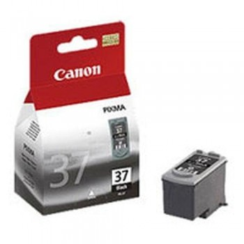 CANON CARTUCHO TINTA 2145B001 PG-37BK NEGRO