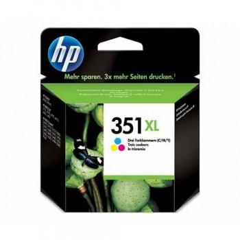 HP CARTUCHO TINTA CB338EE N?351XL TRICOLOR