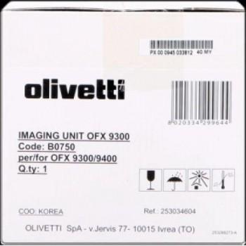 OLIVETTI TONER LASER B0750 NEGRO