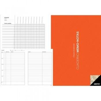 Cuaderno profesor Memo-notes Additio versión castellano
