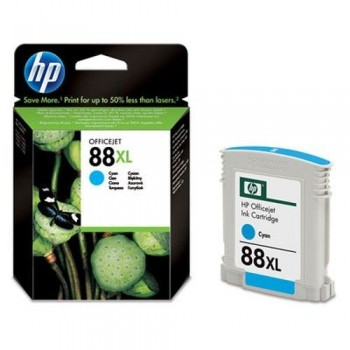 HP CARTUCHO TINA N88XL CIAN