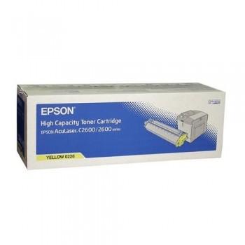 EPSON TONER LASER C13S050226 AMARILLO