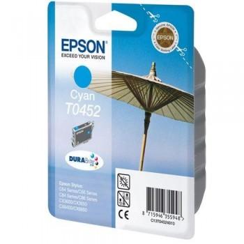 EPSON CARTUCHO TINTA T0452 CIAN