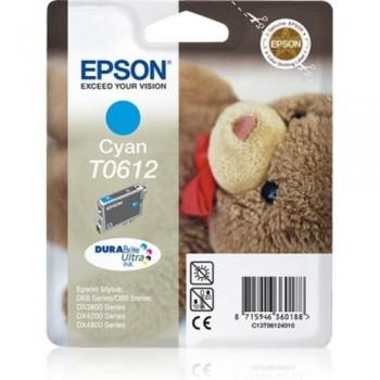 EPSON CARTUCHO TINTA T0612 CIAN