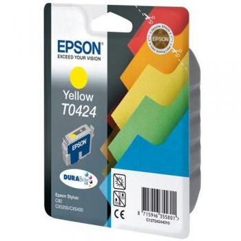 EPSON CARTUCHO TINTA T0424 AMARILLO