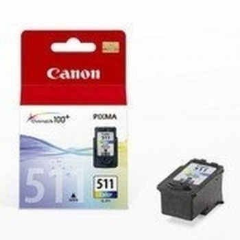 CANON CARTUCHO TINTA CL-511 COLOR