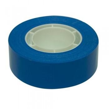 Cinta adhesiva PP en rollo 19mmx33m azul Apli