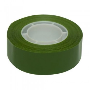 Cinta adhesiva PP en rollo 19mmx33m verde Apli