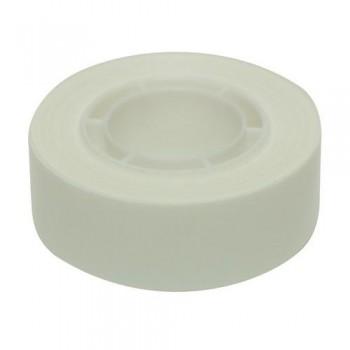 Cinta adhesiva PP en rollo 19mmx33m blanca Apli