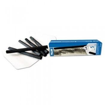 Carboncillo natural   12-14 mm caja 5 barritas Milan