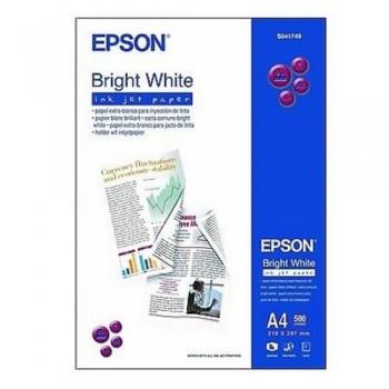 PAPEL FOTO A4 90 GR. 500 HOJAS INKJET DOBLE CARA EPSON