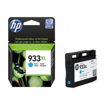 HP CARTUCHO TINTA CN054AE N?933XL CIAN