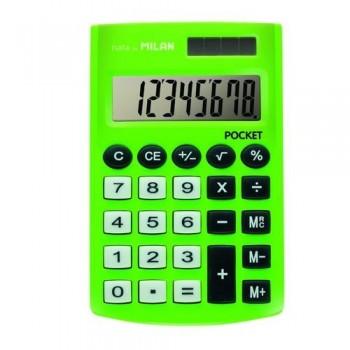 Calculadora bolsillo 8 dígitos MILAN Pocket Touch
