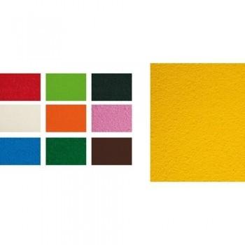 Goma EVA 400x600x2,1mm toalla 5 láminas naranja Fixo Kids