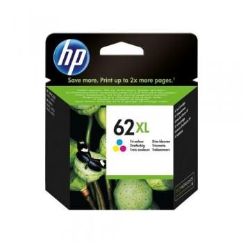 HP CARTUCHO TINTA C2P07AE N?62XL TRICOLOR