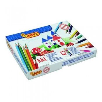 Lápiz color Schoolpack 144 un. Jovi