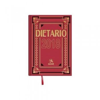 DIETARIO CUARTO DEL AÑO 150X210MM CASTELLANO DOHE