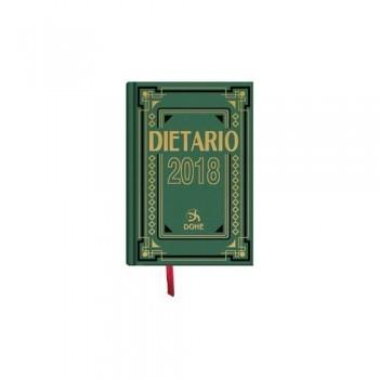 DIETARIO OCTAVO DEL AÑO 115X165MM CASTELLANO DOHE