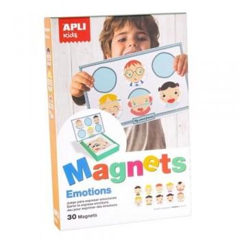 Juego magnético Emociones Apli