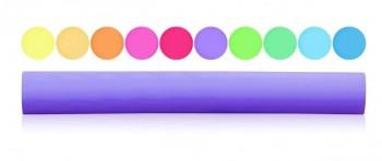 Tiza colores redonda de carbonato de calcio antipolvo caja 10 un. Milan